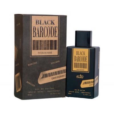 ادکلن مردانه بارکد بلک (black barcode)
