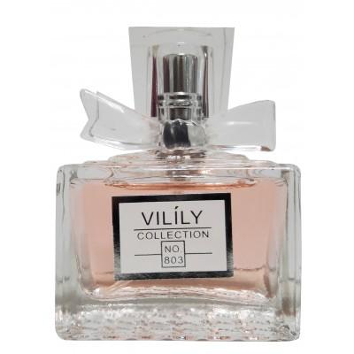 عطر جیبی Vilily Collection با رایحه  دیور میس دیور (کد 803)