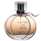 ادکلن زنانه فراگرنس ورد مدل لاویدا اس بلا (Fragrance World La Vida Es Bella 100ml)
