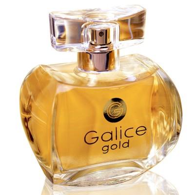 ادکلن زنانه گالیک گلد Galice gold