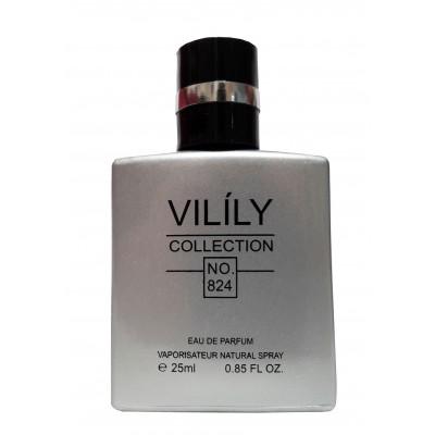 عطر جیبی Vilily Collection با رایحه الورهوم اسپرت (کد 824)